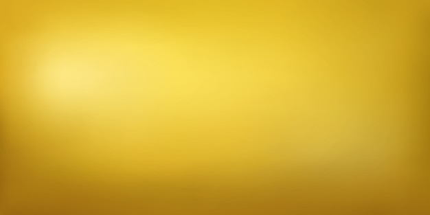 Wide golden metal texture background
