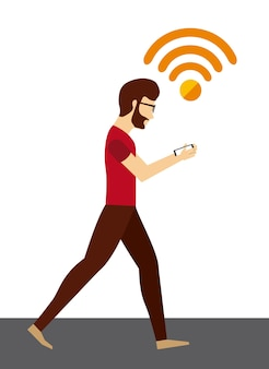 Дизайн wi-fi
