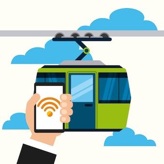 Wi-fi в транспортном терминале