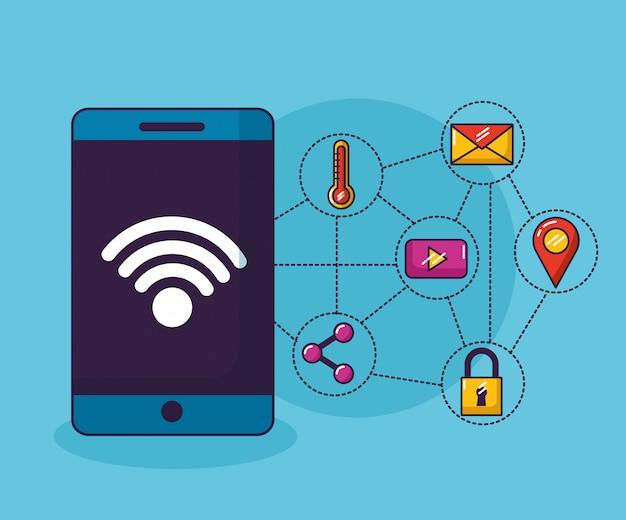 Wifiフリー接続