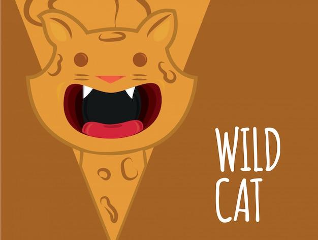 야생 고양이