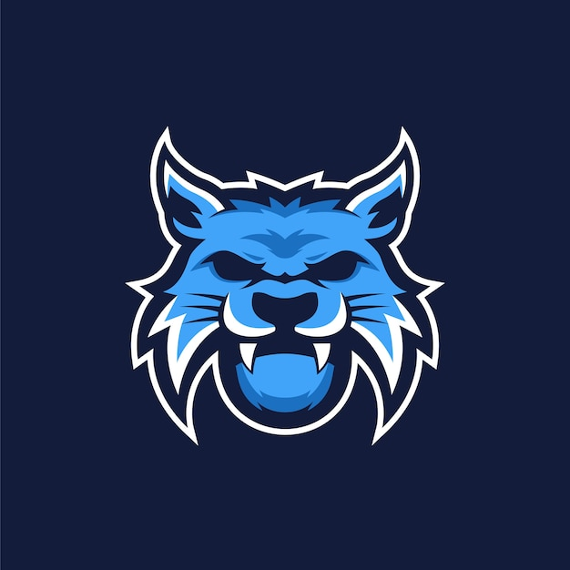 The wildcat logo esports