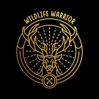 野生生物の戦士