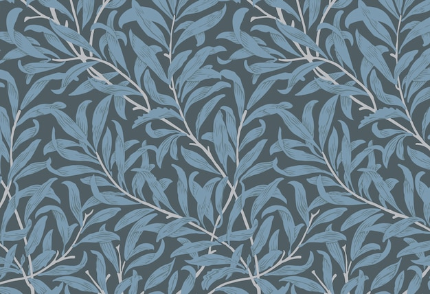 Willow bough by william morris