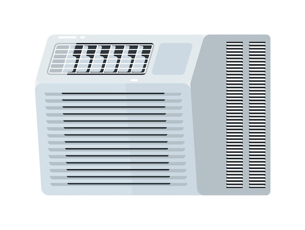 Window air conditioner electric equipment
