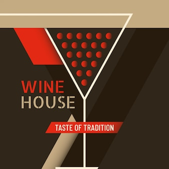 Wine bar background