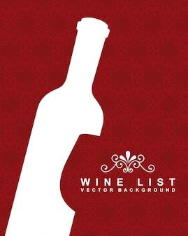 ワイン 無料ベクター