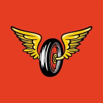 날개와 바퀴