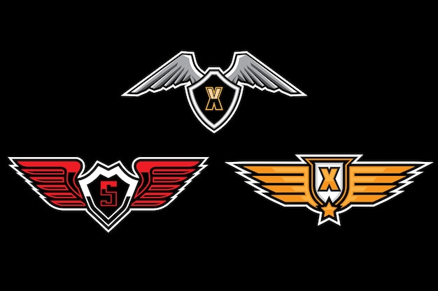 Wings esportロゴ