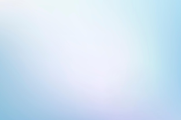 Winter blue and pink gradient background vector