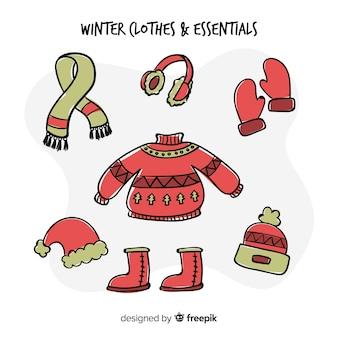 Winter clothes & essentials