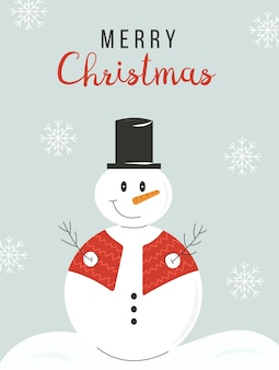 Зимние каникулы или рождественская открытка