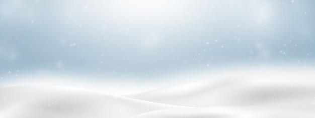 冬は抽象的なぼかし光要素です