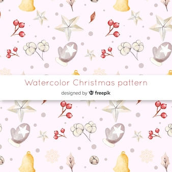Winter pattern