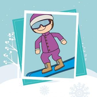 Аксессуары для зимних видов спорта и одежды