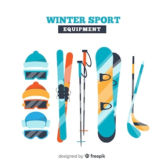 Winter sport equipment