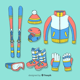 Attrezzatura per sport invernali