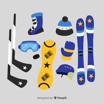 Winter sport equipment
