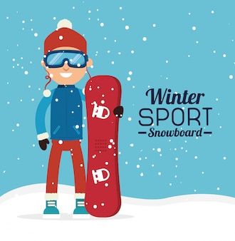 Winter sport and fashion wear
