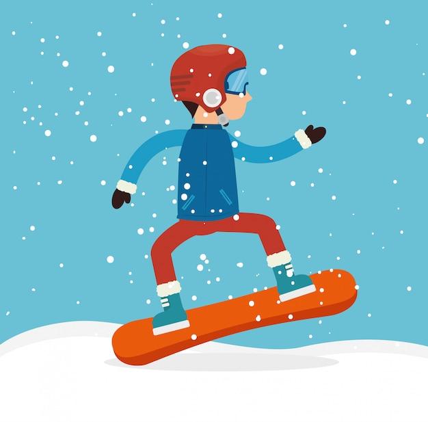 Winter sport and fashion wear