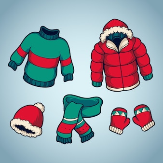 Winter suit