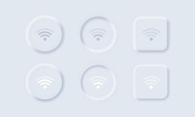 Wireless internet sign