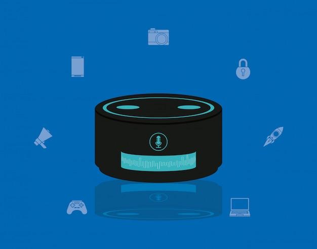 Wireless speaker technology
