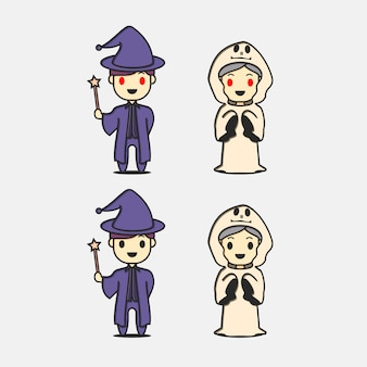 Witch character set
