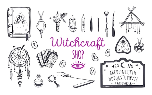 Witchcraft, magic shop for witches and wizards. wicca and pagan tradition.