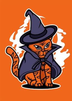 마법사 고양이