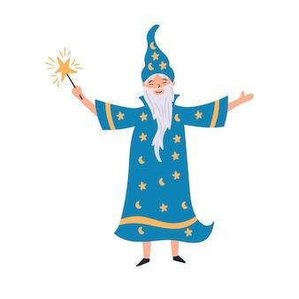 마법사 마법사 마술 지팡이