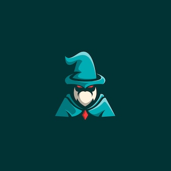 Wizard vector design