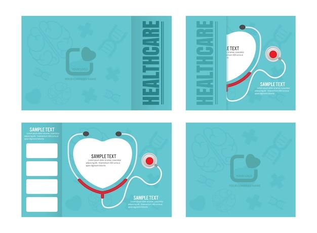 Дизайн вектора wold health day