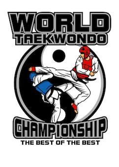 Wold taekwondo championship