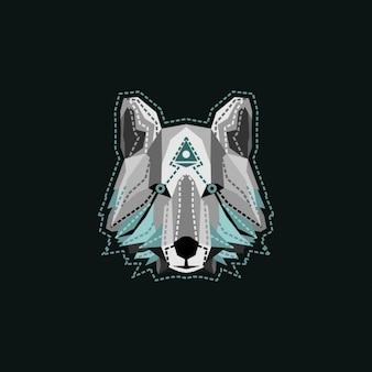 Disegno del lupo