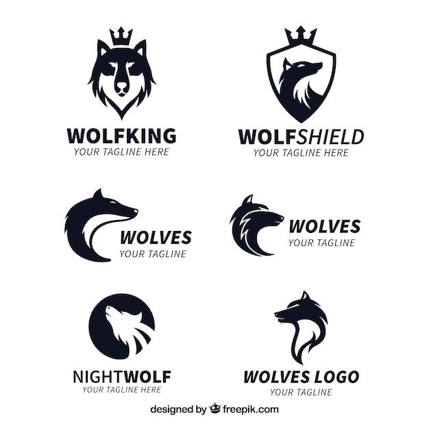 Wolves Logo Svg