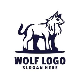 늑대 로고