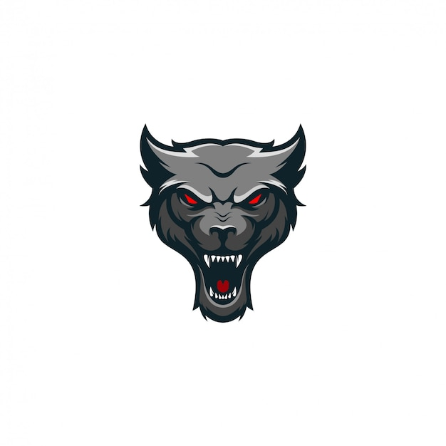 Wolves logo design free