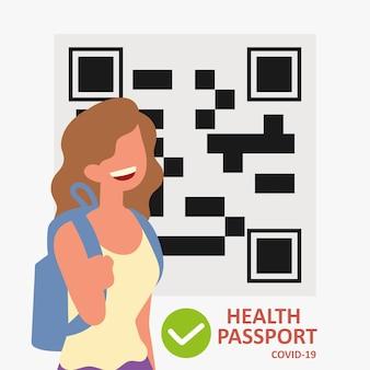 Паспорт женщины и здоровья