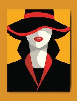 Woman fashion style