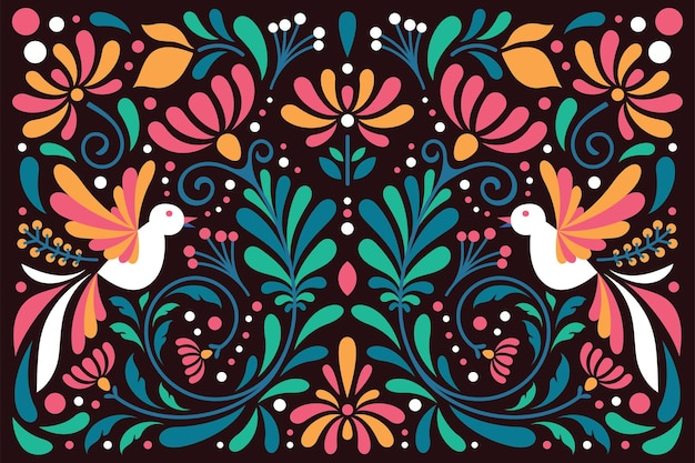 女性は花束や枝を保持しているさまざまなジェスチャーで手