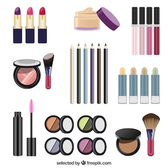 Women cosmetic elements