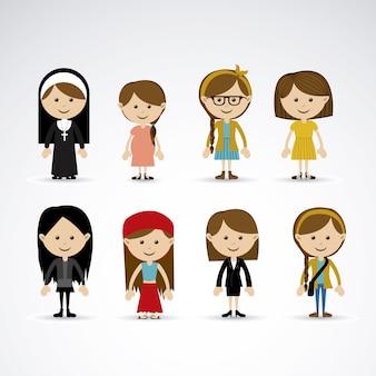 여성 디자인