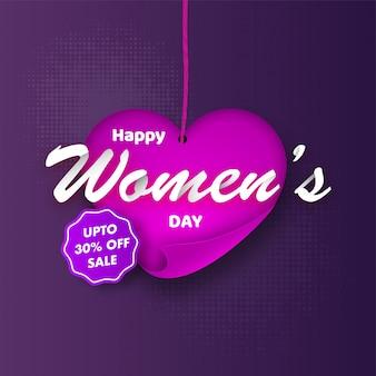 Women's day background.