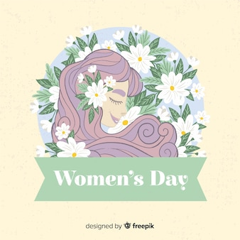Women's day background