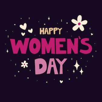 Women's day background