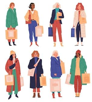 여성 쇼핑