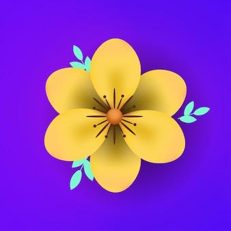 女性の日3月の休日のお祝いのバナーチラシまたは装飾的な花のグリーティングカード