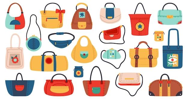 여성용 핸드백