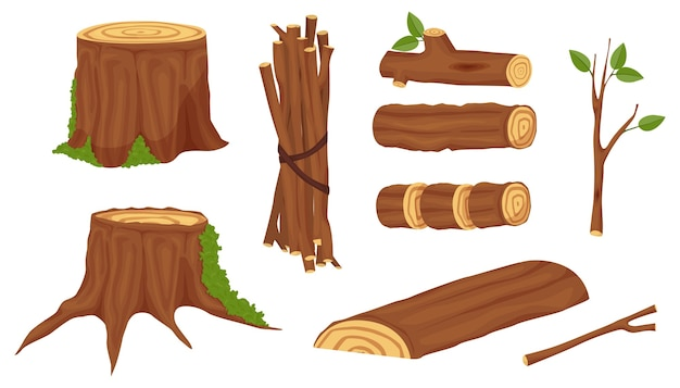 Wood material and made wood products